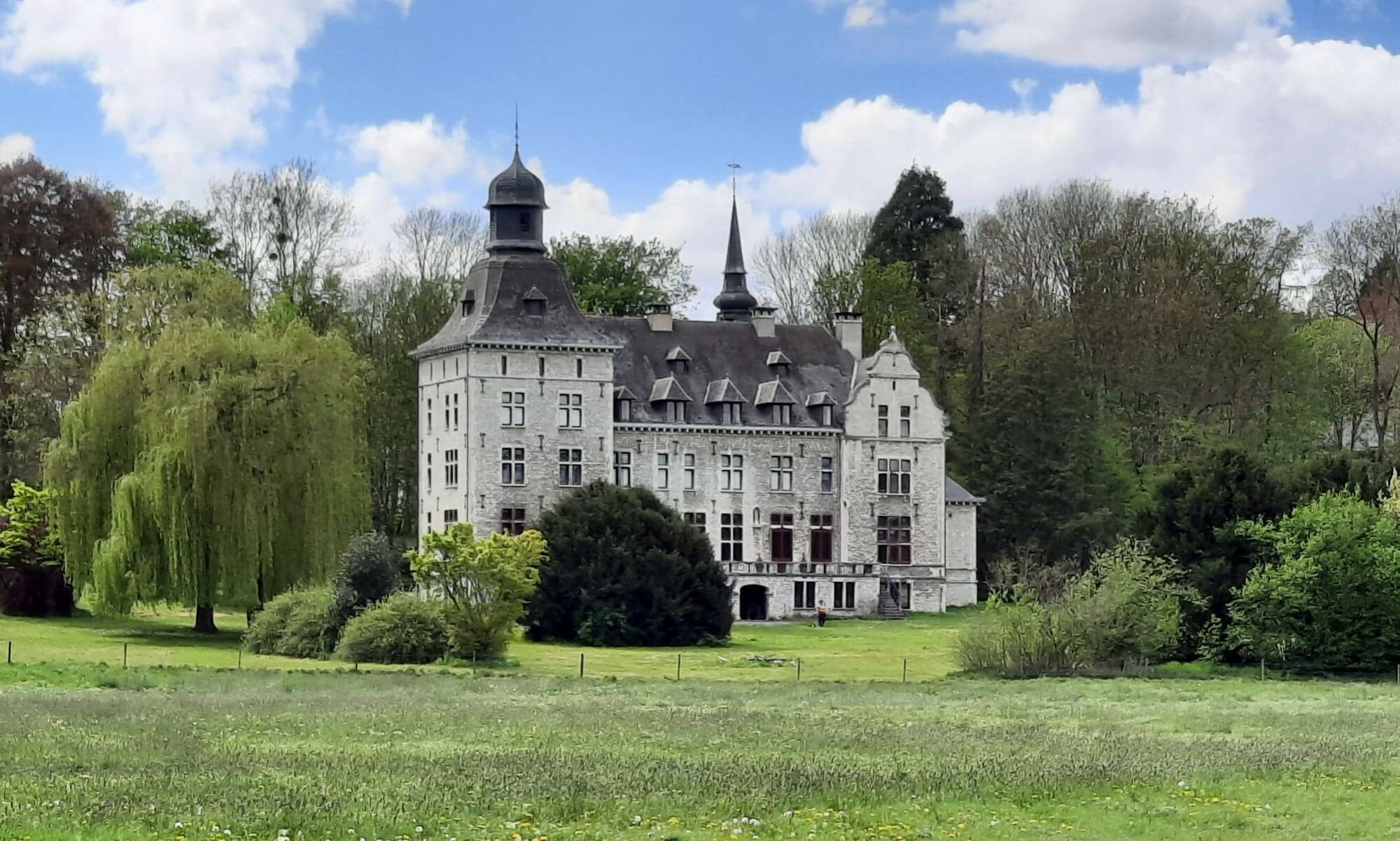 Le Château de Dalhem