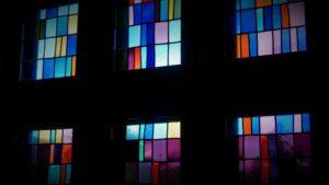 Chapelle et vitraux